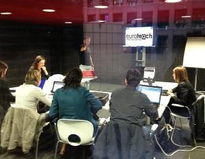 Salle de formation WebMarketing