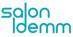 Logo salon IDEMM