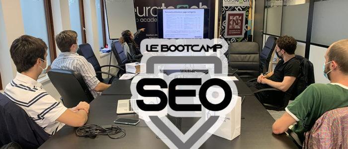 Le Bootcamp SEO